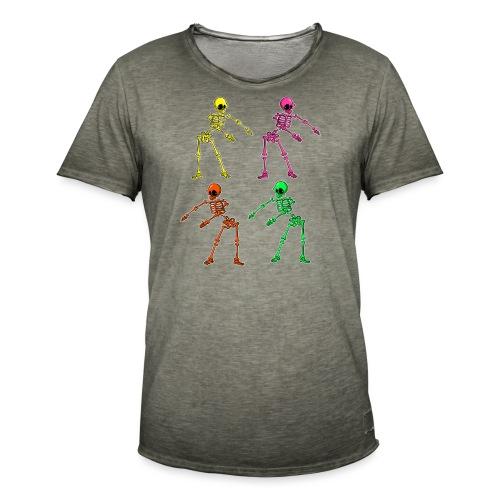 Floss like a Boss - Männer Vintage T-Shirt