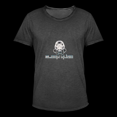 GLOOM MUSIC LOGO 3D - Men's Vintage T-Shirt