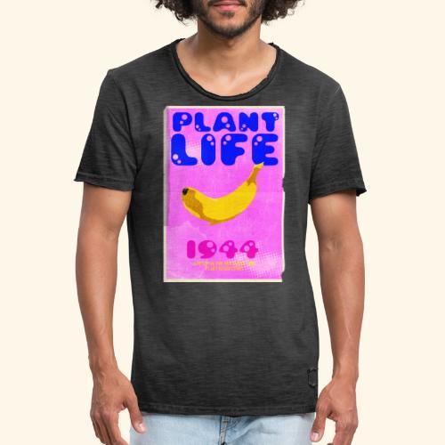 Plant Life - Men's Vintage T-Shirt