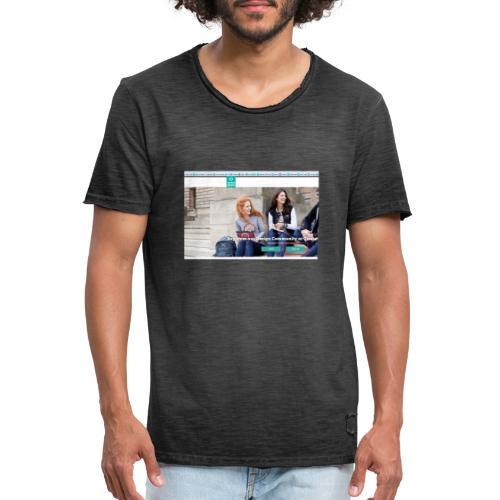 user2 - Men's Vintage T-Shirt