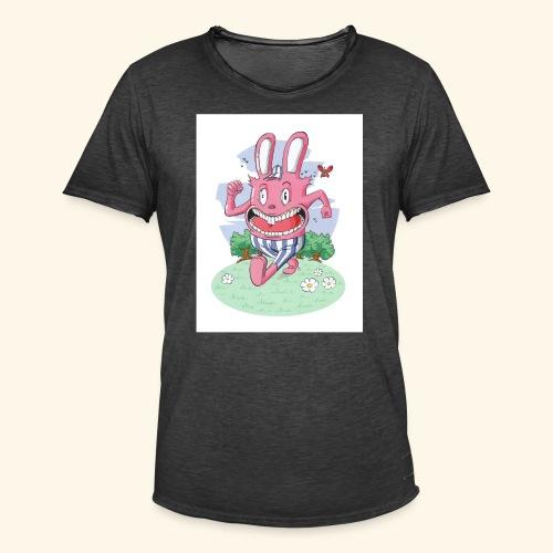 arnold le lapin - T-shirt vintage Homme