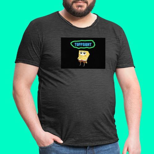 Topsight - Vintage-T-shirt herr