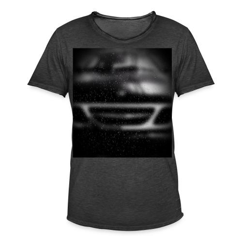 Front - Männer Vintage T-Shirt
