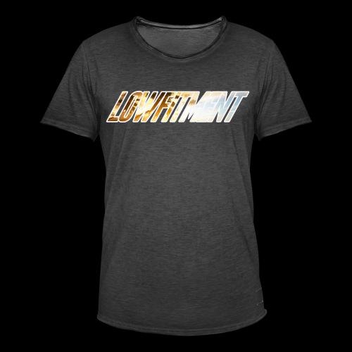 lf2 - Mannen Vintage T-shirt