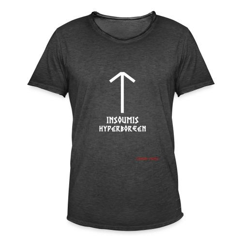 insoumisHyperboréen - T-shirt vintage Homme