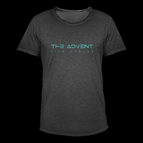 The Advent - Life Cycles #5 - Men's Vintage T-Shirt