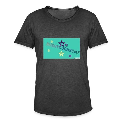 BUSHcmSTAR - Men's Vintage T-Shirt