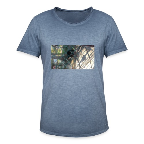 mono - Camiseta vintage hombre