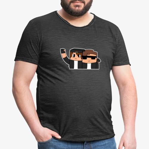 RTGaming - Mannen Vintage T-shirt