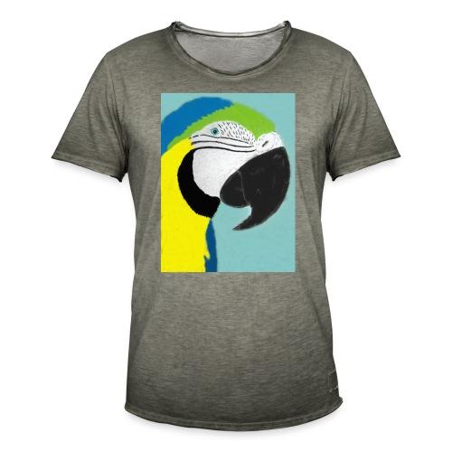 Parrot, new - Miesten vintage t-paita