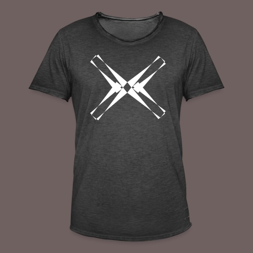 GBIGBO - Rock Metal - Rotor 01 - T-shirt vintage Homme