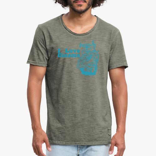Photography 9AZ - Camiseta vintage hombre