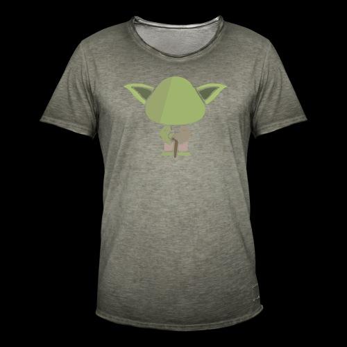 Master Yoda - Men's Vintage T-Shirt