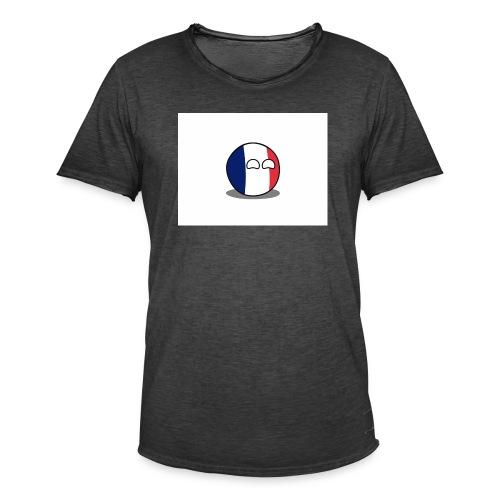 France Simple - T-shirt vintage Homme