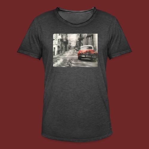Old City - Männer Vintage T-Shirt