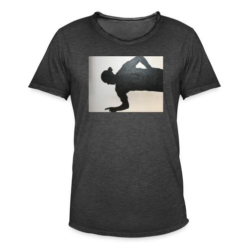 Zlatan - Vintage-T-shirt herr