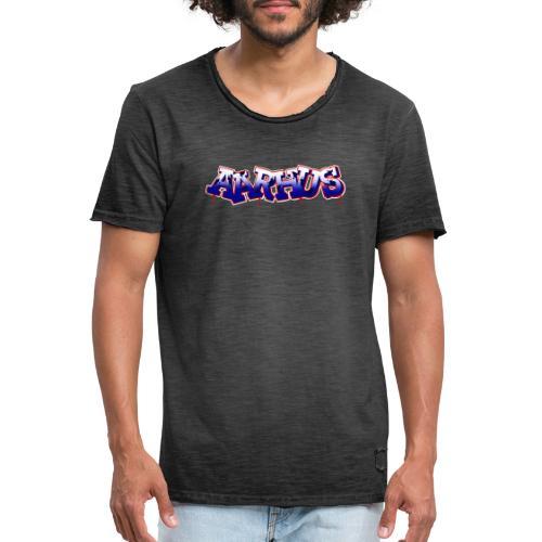 AARHUS - Herre vintage T-shirt