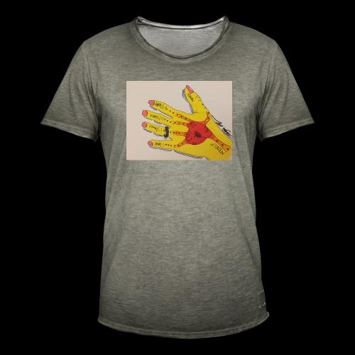 9D8D600F D04D 4BA7 B0EE 60442C72919B - Herre vintage T-shirt