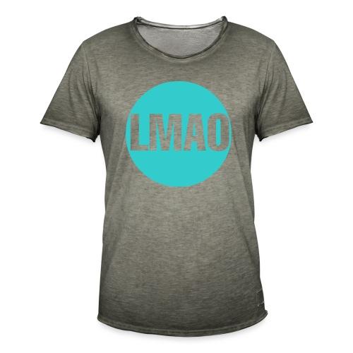 Camiseta Lmao - Camiseta vintage hombre