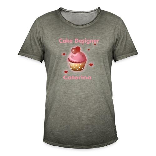 cupcakke - Maglietta vintage da uomo