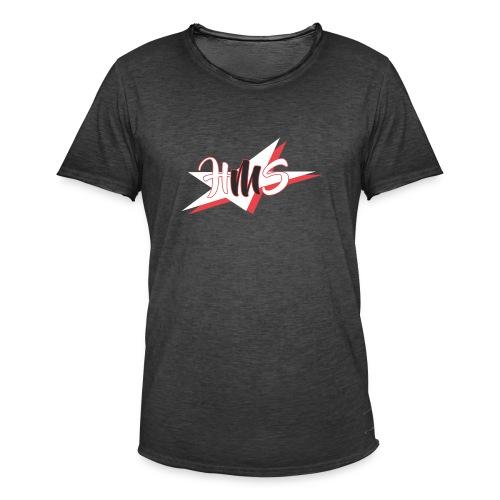 3 - Men's Vintage T-Shirt