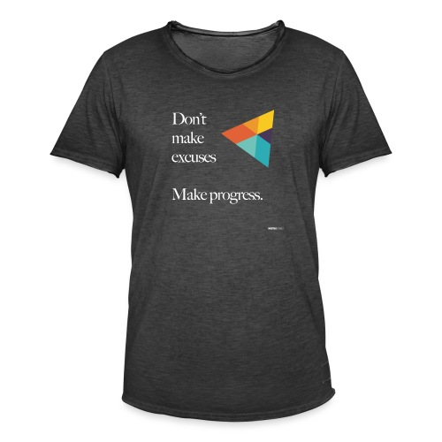 Dont Make Excuses T Shirt - Men's Vintage T-Shirt