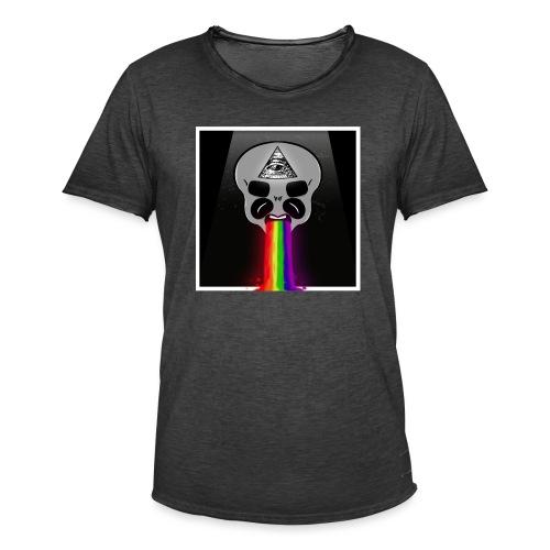 Alien Had - Männer Vintage T-Shirt