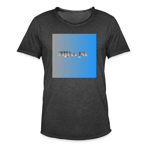 Kijkon kleding - Mannen Vintage T-shirt