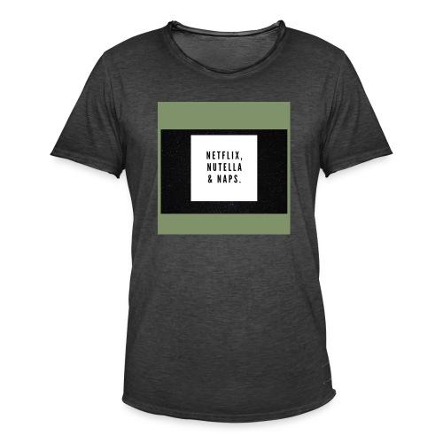 movie - Camiseta vintage hombre