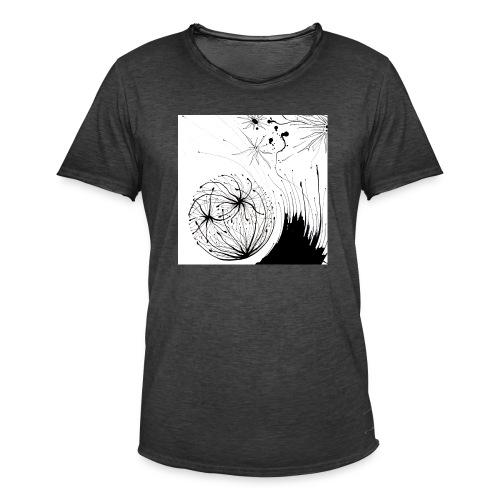 sac03 - T-shirt vintage Homme