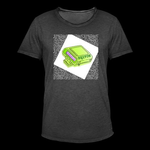 bleeper 2 - Männer Vintage T-Shirt