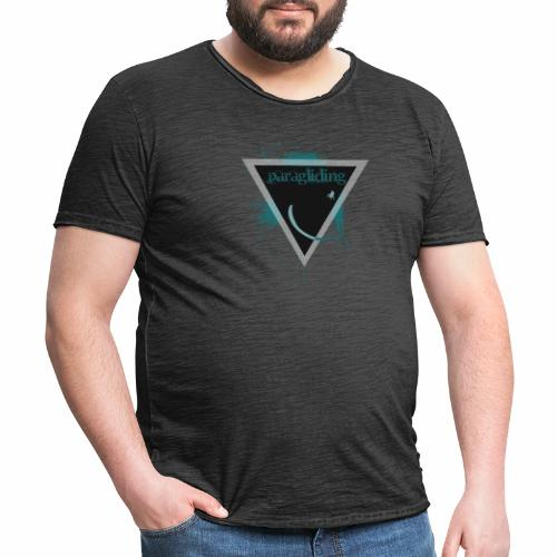 para triangle - T-shirt vintage Homme