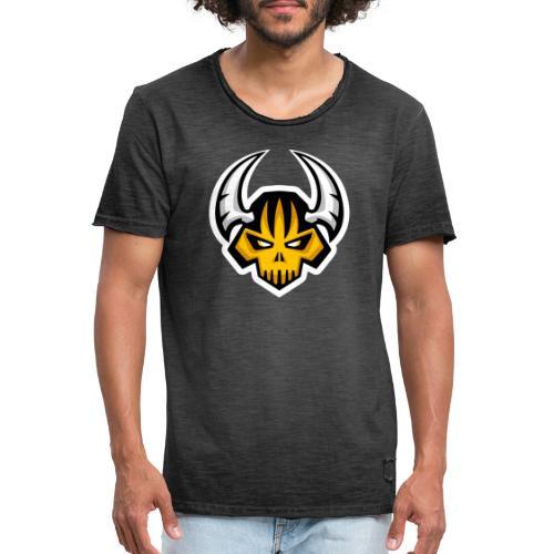 HELLRACERS SYMBOL - Vintage-T-shirt herr