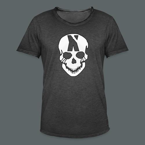 xeracraft blanc - T-shirt vintage Homme