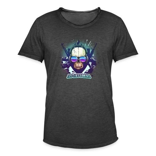 TBS LIV3G4MING - Männer Vintage T-Shirt