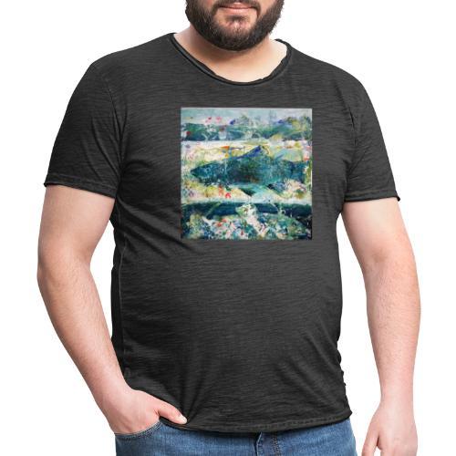 Fish it! - Männer Vintage T-Shirt