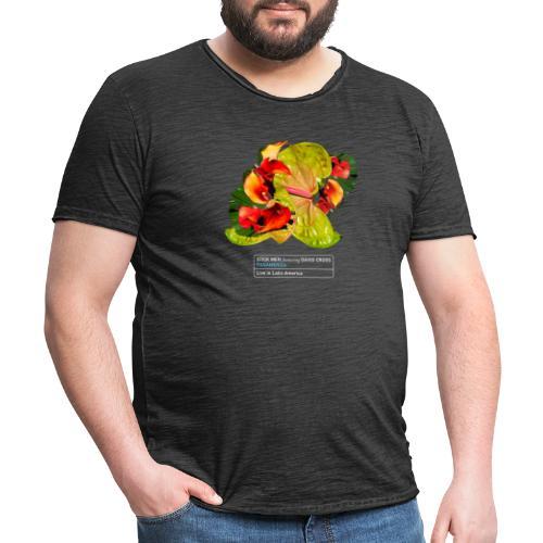 Stick Men PANAMERICA # 2 - Men's Vintage T-Shirt