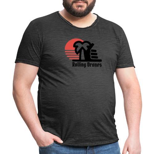 Rolling Drones 2019 - Men's Vintage T-Shirt