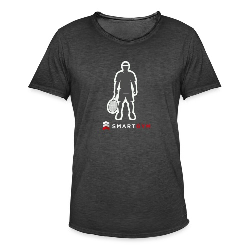 tennis smart gym - Männer Vintage T-Shirt