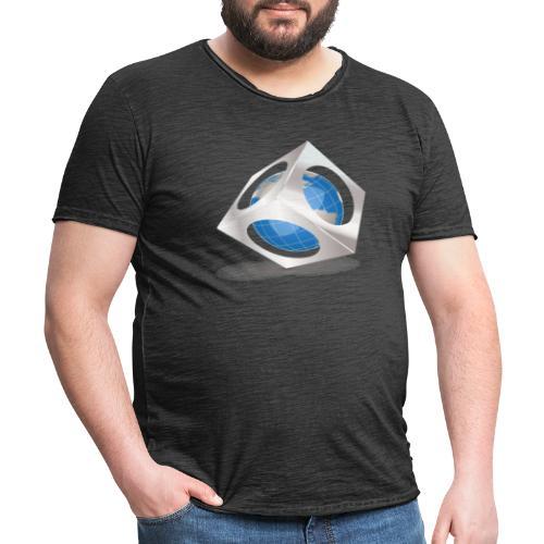Vision - T-shirt vintage Homme