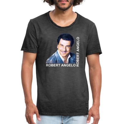 robert angelo - Männer Vintage T-Shirt