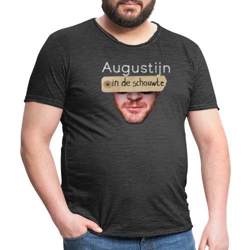 in de schouwte hoes vermandere - Mannen Vintage T-shirt