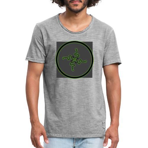 hypergang nl - Mannen Vintage T-shirt