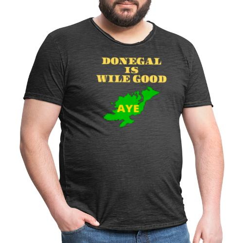 Donegal Is Wile Good - Men's Vintage T-Shirt