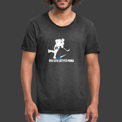 Playmaker edition - Miesten vintage t-paita