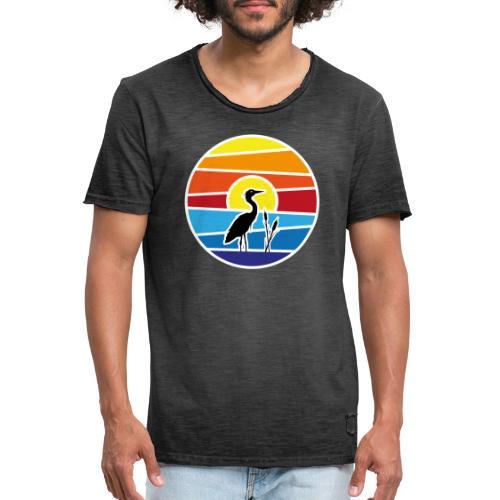 Schee-Fest 2021 - nur Logo - Männer Vintage T-Shirt