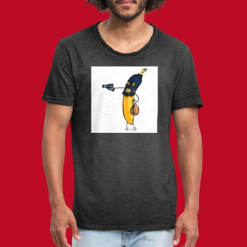 RøverBananen - Herre vintage T-shirt