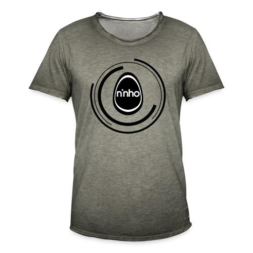 ninho-circle - Maglietta vintage da uomo