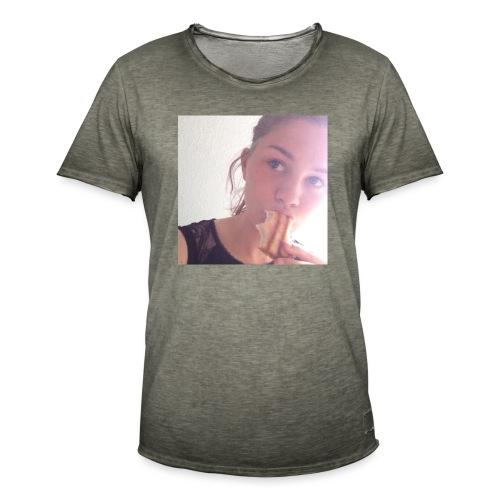 Det' toastBeks - Herre vintage T-shirt