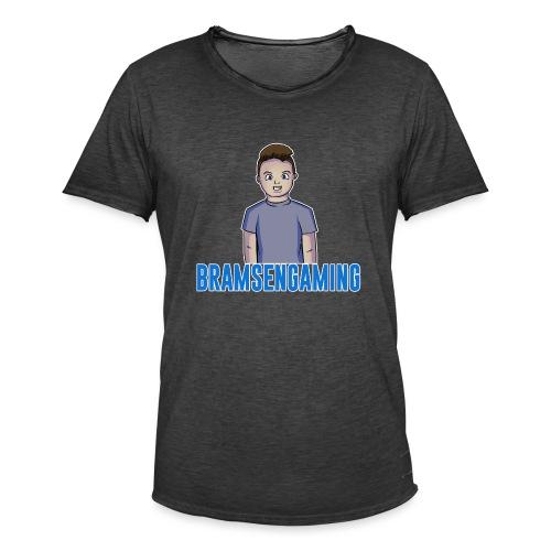 BramsenGaming 2017 - Herre vintage T-shirt